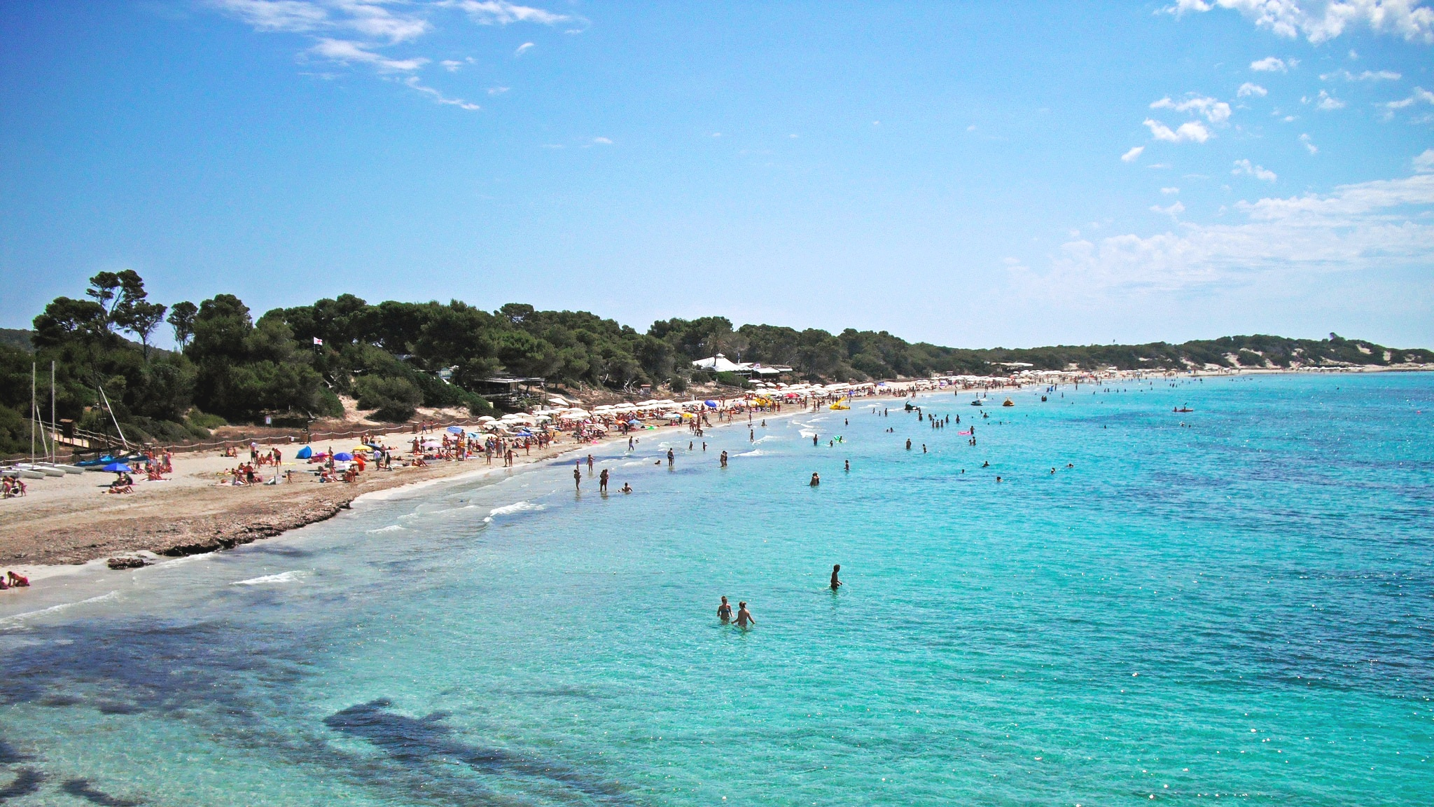Ibiza beaches: crazy nightlife & haven of peace