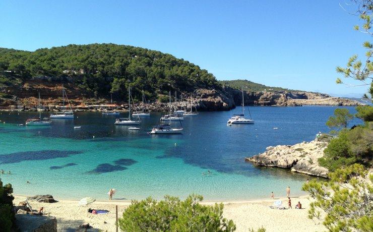 Beaches where discover the soul of Ibiza