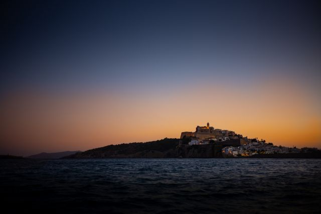 Dalt Vila, the authentic charm of Ibiza