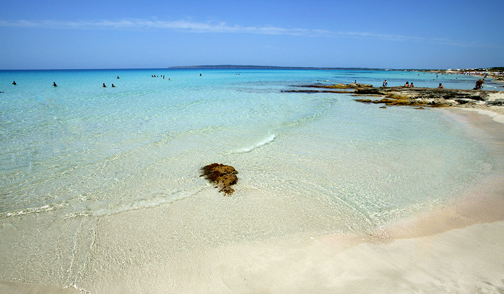 5 Best Beaches in Formentera