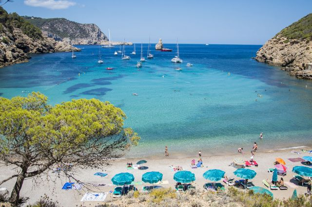 Best Beaches in Ibiza - Discover Cala Bassa Beach and many more