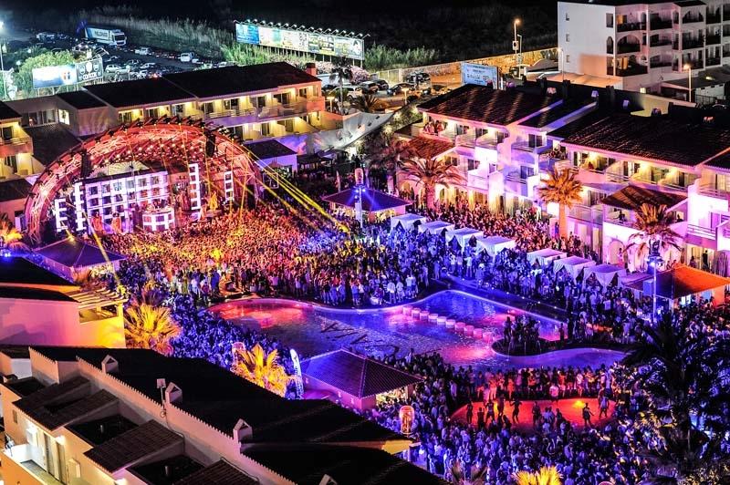 Ushuaia Ibiza Beach Hotel Lovin Festival